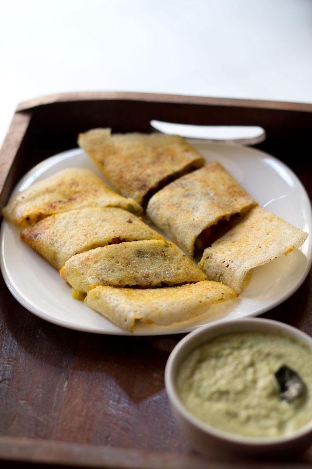 mysore masala dosa - mumbai street food