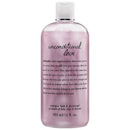 Unconditional Love Shampoo, Bath & Shower Gel - philosophy | Sephora