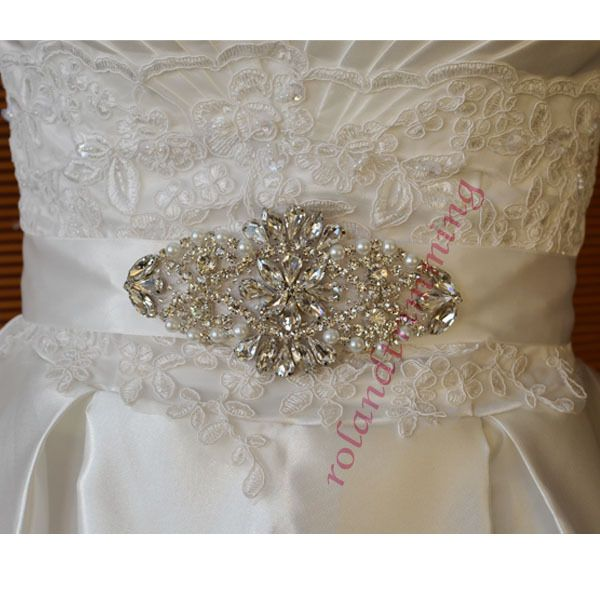 22,37 3sztwholesale bride new crystal rhinestone satin sash stretch belts ribbon with beaded embellishment ra349-in Belts & Cummerbunds from Women's Clothing & Accessories on Aliexpress.com | Alibaba Group