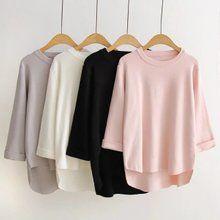 Áo len nữ thời trang, thiết kế giản dị, màu sắc phong phú