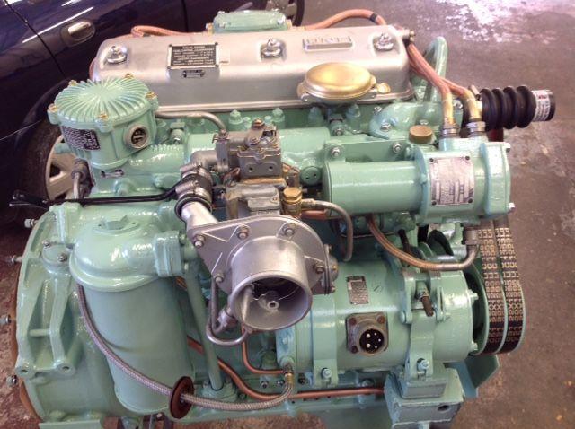 AUSTIN CHAMP B40 ENGINE PIMPED UP!
