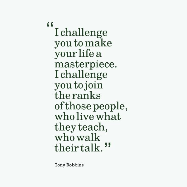Famous Quotes On Life Challenges: Best 25+ Tony Robbins Quotes Ideas On Pinterest