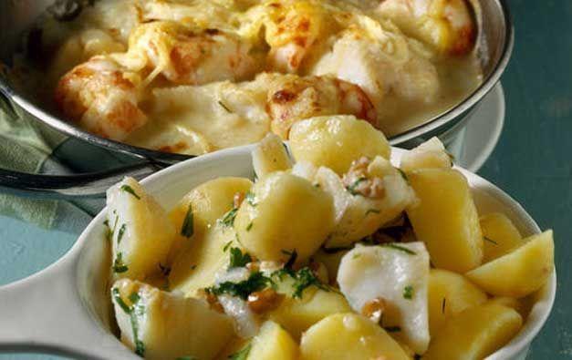 Il baccalà con le patate, una gustosa ricetta tipicamente molisana