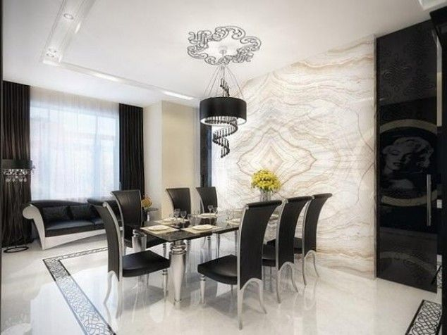16 Modern Dining Room Design Ideas For Your Home