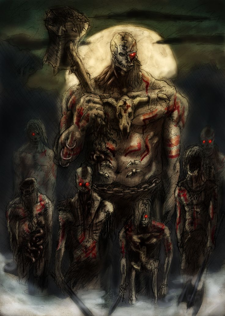 Zombie Horde Art 96 best Fantasy...