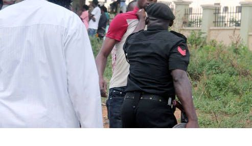 OH DEAR! Men Rpe and Murder 65-Year-Old Woman   The police in Abia State have paraded 24 suspected criminals in Umuahia one of them a 24-year-old okada rider identified as Samuel believed to be among the three-man gang that robbed rped and killed a 65-year old grandmum at Ofeme. This is unbelievable...  According to The Sun the sad incident happened on October 8th at about 9pm. While parading the suspect at the state command in Umuahia the state Commissioner of Police Leye Oyebade said that…