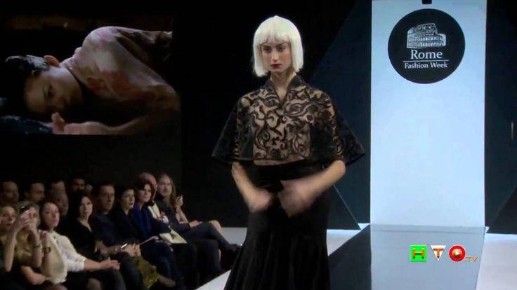 Rome Fashion Week – La Seconda Serata – www.HTO.tv