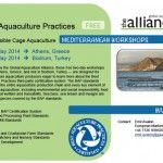 The Global Aquaculture Alliance's Best Aquaculture Practices (BAP) division is holding two seminars on responsible aquaculture in the Mediterranean in mid-May. These free two-day seminars will be held in Athens, Greece, from May 13 to 14 and in Bodrum, Turkey, from May 19 to 20. - See more at: http://aquaculturedirectory.co.uk/bap-seminars-set-greece-turkey-may/#sthash.9z0FjAqT.dpuf