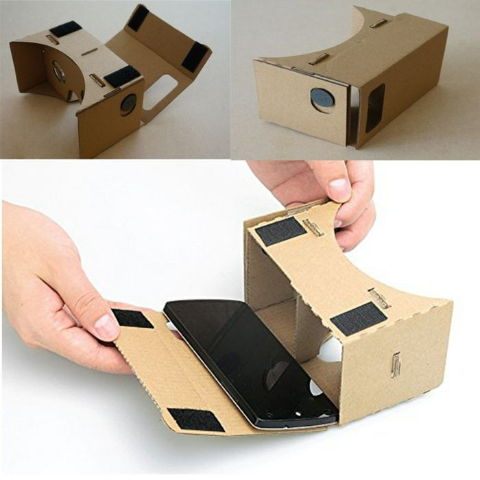 noch eine kinderleichte anleitung für vr brille selber bauen   ein smartphone und vr brille aus pappe