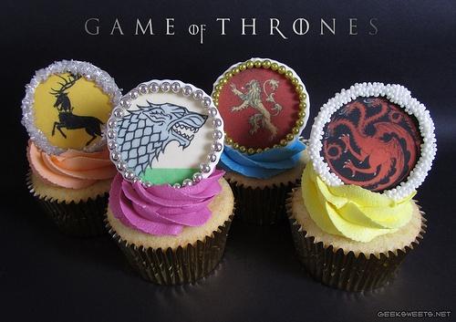 For Mabs: Cookies, Cupcake Rosa-Choqu, Geek Sweet, Games Of Thrones, Valentines Day, Thrones Sweet, Blog, Foodies Food, Game Of Thrones