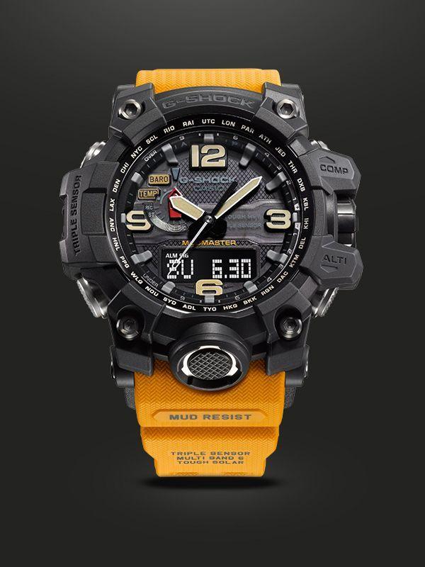 MUDMASTER - G-SHOCK - CASIO - gold mens watch cheap ...