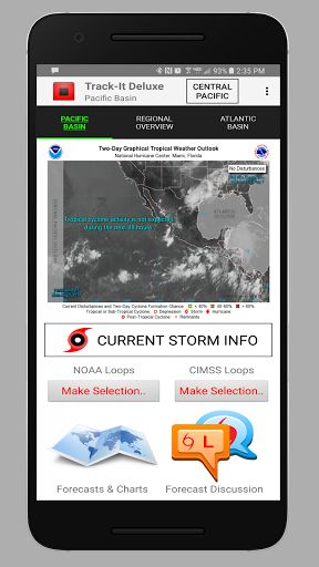 Track-It Deluxe for Hurricanes v5.3.3   Track-It Deluxe for Hurricanes v5.3.3Requirements:4.4 Overview:Are you ready for Hurricane Season? Not if you don't have this app! Track-It Deluxe is a full featured hurricane tracker specifically designed for all your tropical weather tracking needs.  Everything is included to make tracking storms safe and easy. From the novice to the professional this app is guaranteed to suit your needs.  Features include: - Advisory info - Forecast cones - Wind…