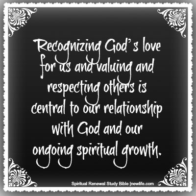 relationship with god affects others