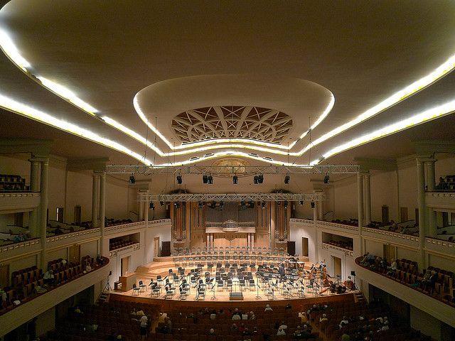 bruxelles salle de concerts du palais des beaux arts concert hall van het paleis