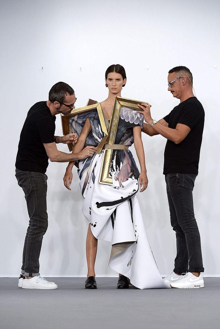 Lo mejor de Couture Week 2015