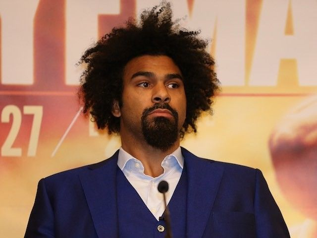 David Haye 'fit to fight Tony Bellew following fears injury would force him out'