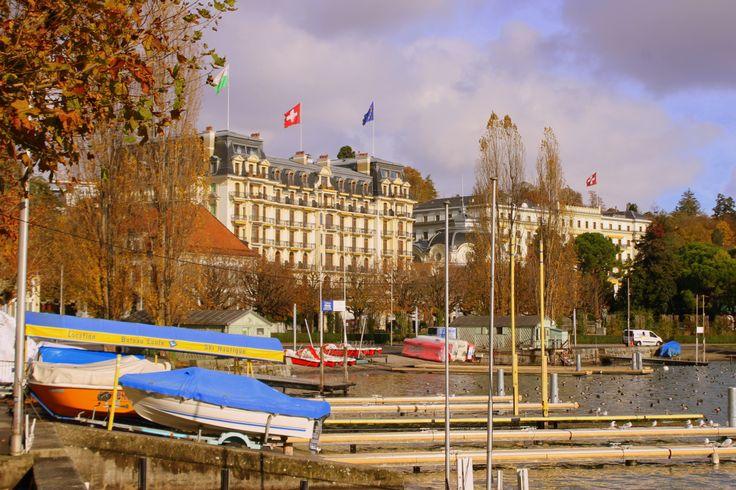Beau Rivage @ Lausanne