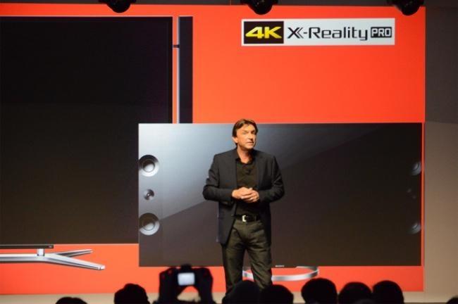 Sony TV´s CES 2013