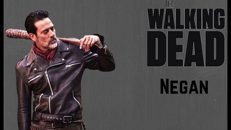 The Walking Dead - Negan - Drawing