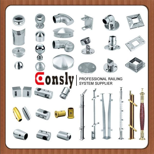 Stainless steel handrail accessories for Bridge, Deck, Porch and Stair Balustrades & Handrails, View stainless steel handrail accessories, EONSLY Product Details from Guangzhou Eonsly Imp. & Exp. Trading Co., Ltd. on Alibaba.com