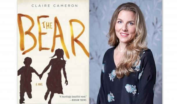 THE BEAR - a touching tale of sibling survival. Join a #Bookalicious Twitter Book Club chat with author @Fellow Fellow Cameron using the hashtag #TheBear at 9:00 PM ET on March 5th, 2014.