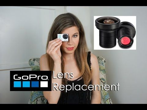 GoPro LENS REPLACEMENT! - YouTube