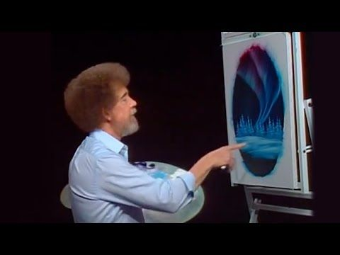 Bob Ross - Aurora's Dance (Season 29 Episode 12) - YouTube