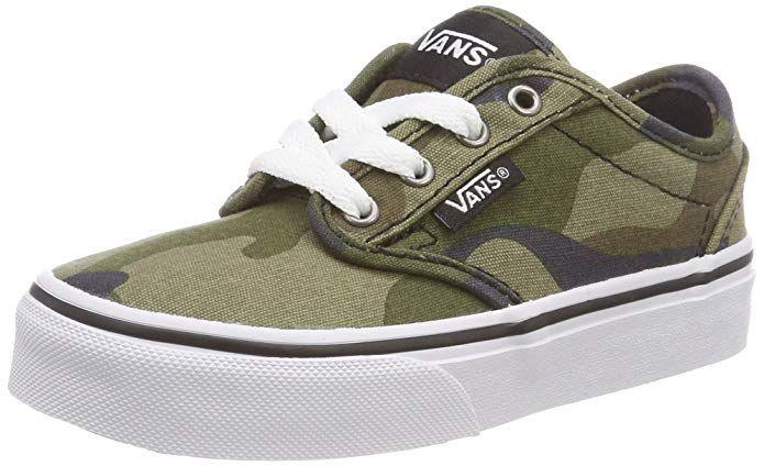 Vans Atwood Sneakers Jungen Kinder Grün (Camouflage