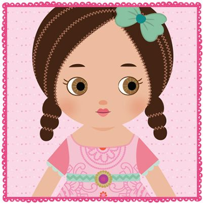 Katia has a beautiful voice and enjoys singing and dancing with her friends. Her birthday is May 2nd. #mooshka #mooshkadolls