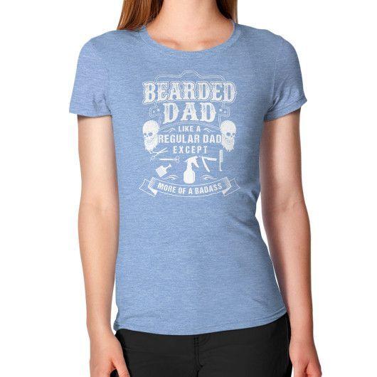 BEARDED DAD Women's T-Shirt