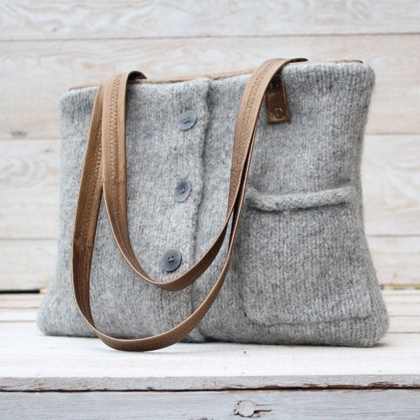 Recycled Thrift Shop Finds Handcrafted Into Great Accessories