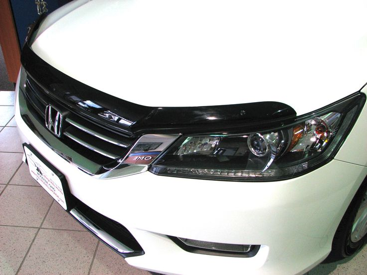 2013-2014 Accord Imported Air Deflector - College Hills ...