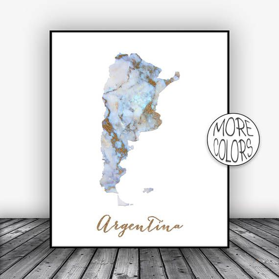 Argentina Print, Office Art Print, Watercolor Print Argentina Map Print, Map Art, Map Artwork, Office Decor, Country Map, ArtPrintsZoe #MapArt #OfficeArt #ArtPrint #WatercolorPrint #CountryMap #Argentina #MapArtwork #OfficeArtPrint #ArtPrintsZoe #OfficeDecor