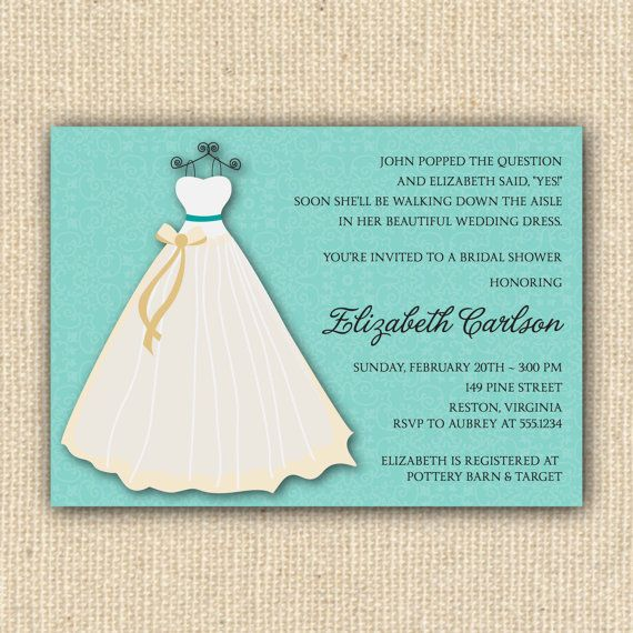 34 best cocktail party invitations images on pinterest cocktail wedding dress bridal shower invitations stopboris Gallery