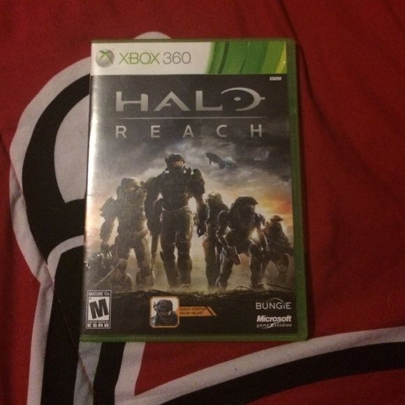 Halo Reach Great game but looking to get Xbox one and am selling 360 games Other