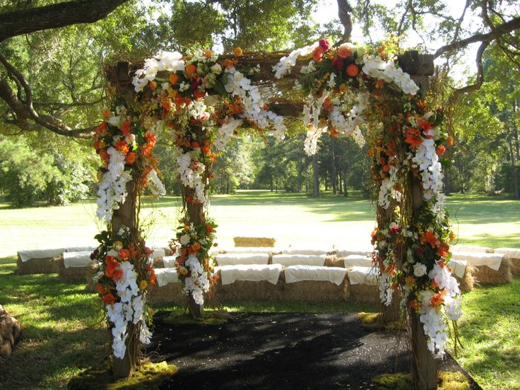 Inspiration Outoor Ceremonies: 70 Best Outdoor Ceremony Inspiration Images On Pinterest