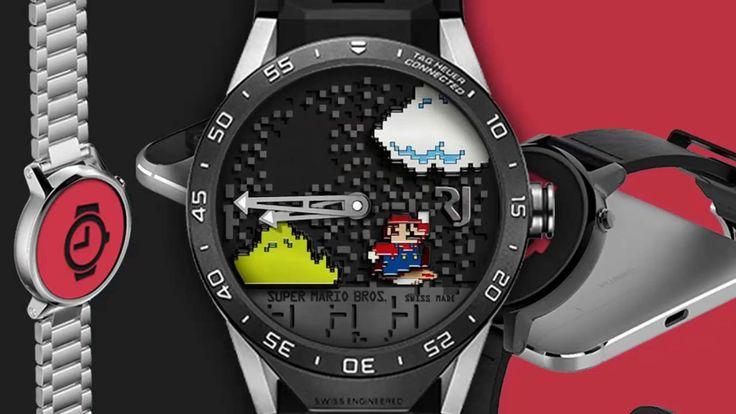 Super Mario Bros WatchFace Android Wear   WatchMaker