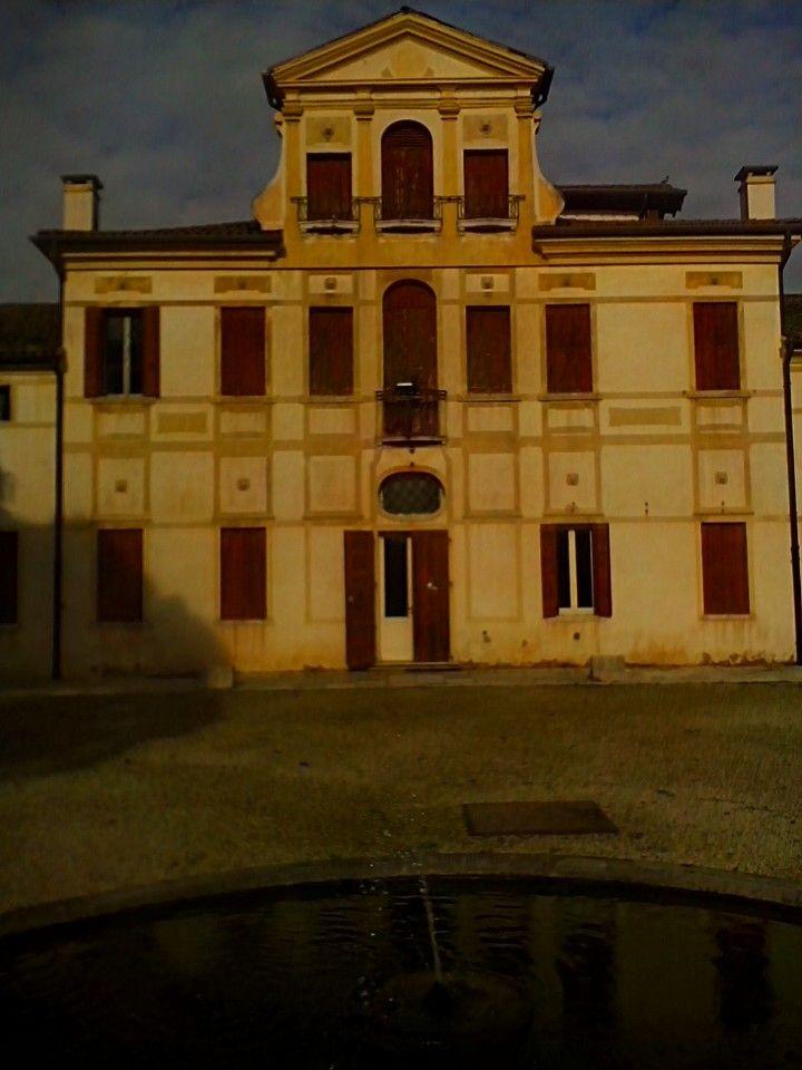 Villa Guidini nel Zero Branco, Veneto
