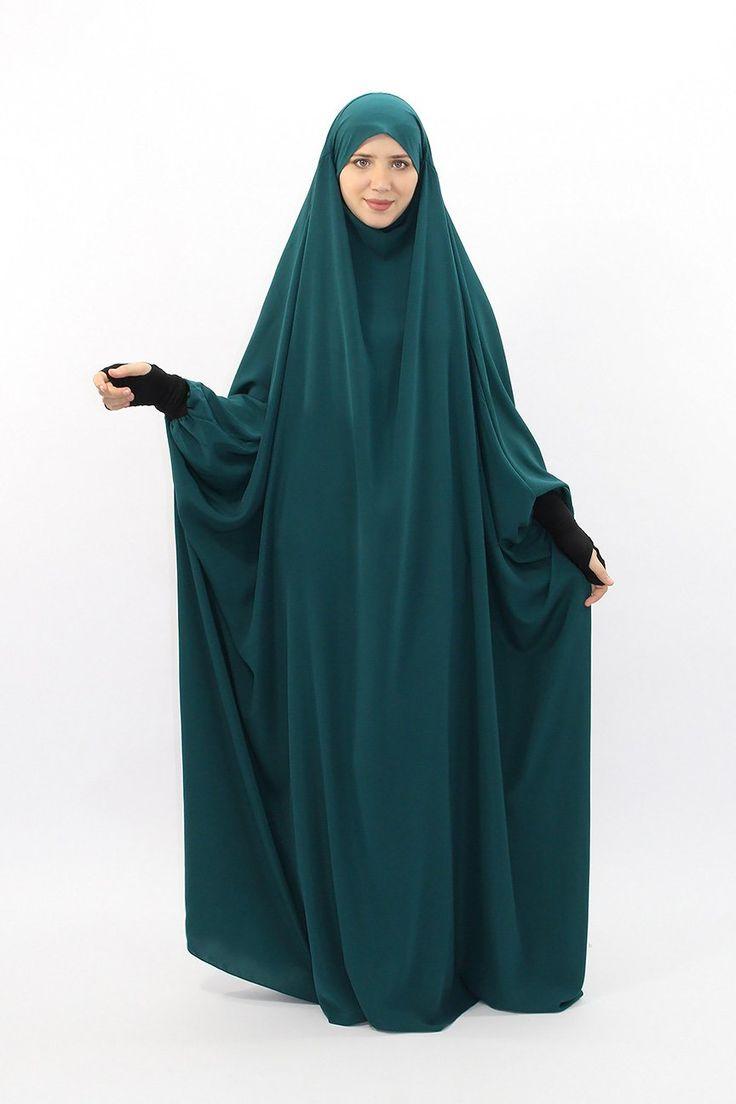 Jilbab Makkah manches Lycra