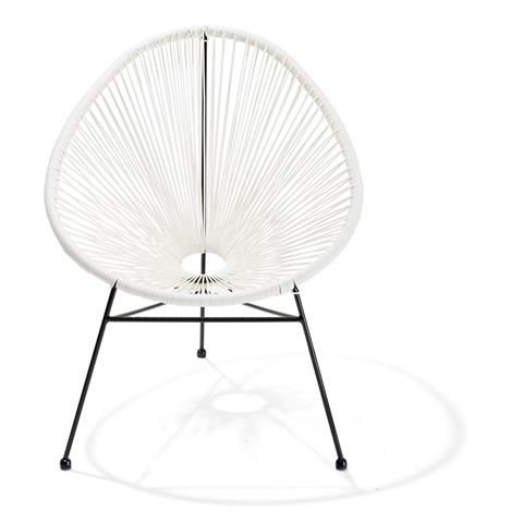 $20 Acapulco Replica Chair   White