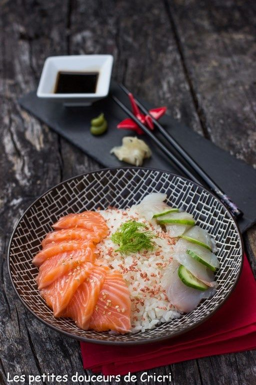 A la maison, lorsque l'on veut sortir et aller au restaurant, à l'unanimité tout le monde choisi le restaurant japonais. Je préfère de loin manger le saumon et le thon crus plutôt que cuits Lorsque l'on...