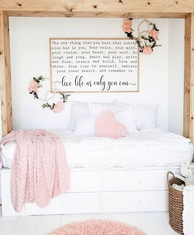 Could You Just Die How Stunning Is This Beautiful Room Bed For