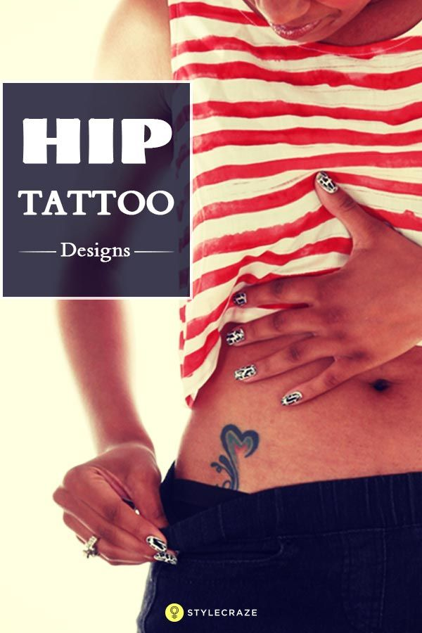Top 10 Hip Tattoo Designs