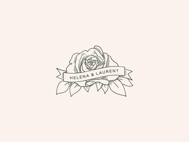 Helena & Laurent by Saturday Studio:
