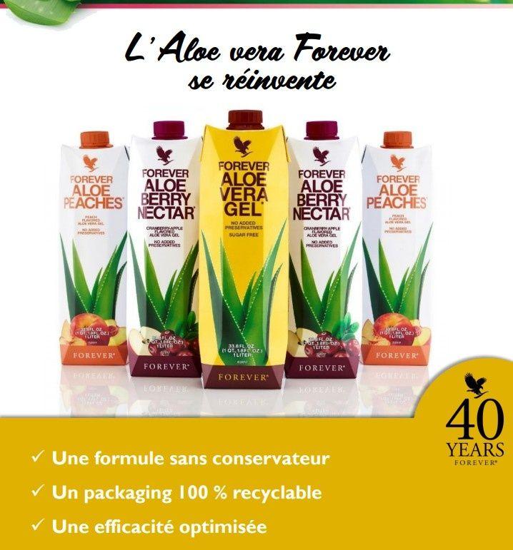 Il Est Arrive Decouvrez Le Nouveau Bidon Jaune Aloesylvie Forever Aloe Forever Living Products Forever Products