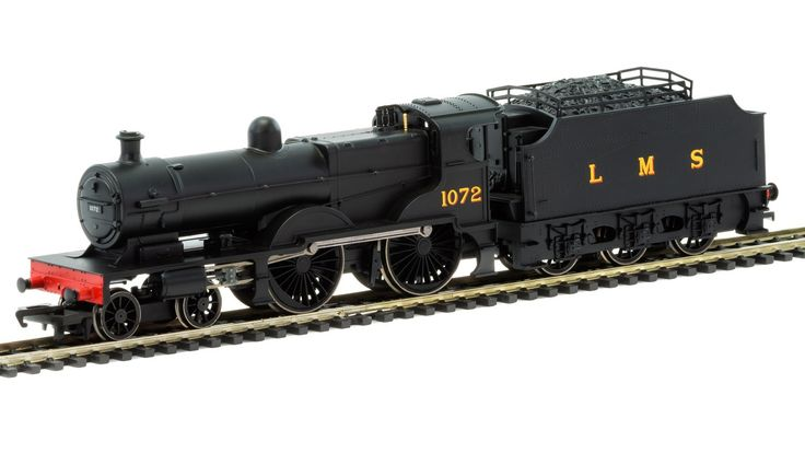 Hornby R3276 RailRoad LMS 4-4-0 Compound with Fowler Tender - New Arrivals - Shop
