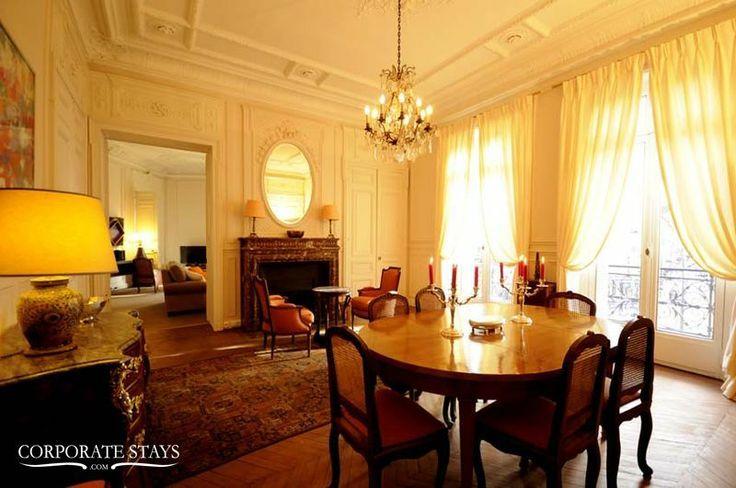 Stunning apartment rentals in Paris, France
