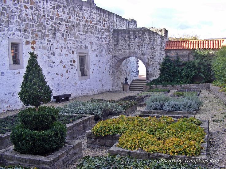 The king's courtyard, Royal Palace