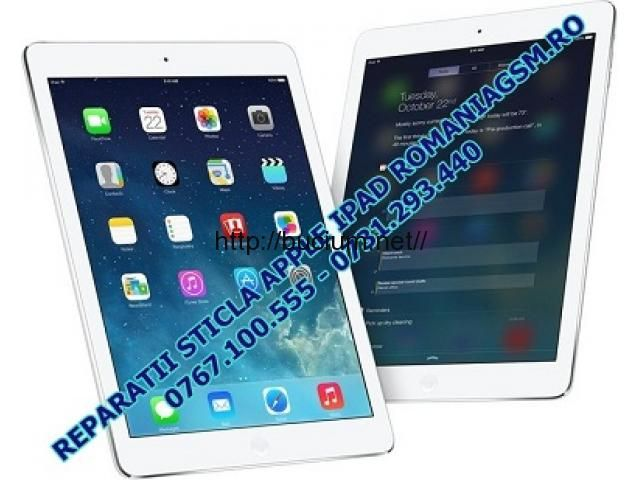 geam ipad 4 pret smartphonefix.ro inlocuire geam ipad air geam ipad 3 spart - Anunturi de mica publicitate