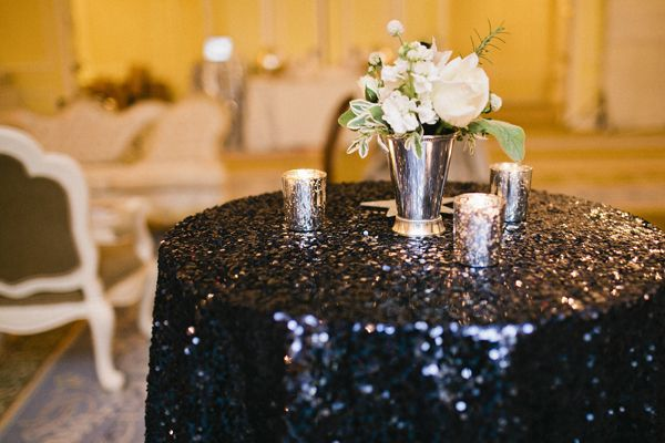 V6 Launch Party Recap Black Glitter Southern Weddings